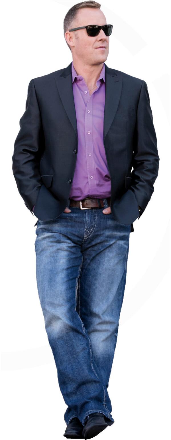 Today Meet Darren, World Class Professional Speaker, Corporate Trainer, Investor
