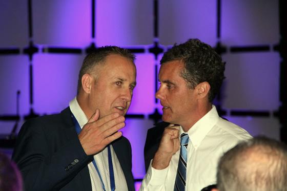 Darren with Jason Gesing Executive VP, Business Development, eXp World Holdings, INC.