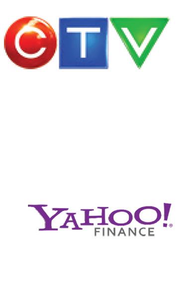 Darren has appeared on CTV, Yahoo Finance