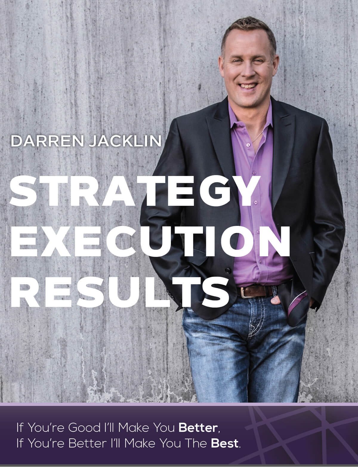 Hire Darren to Speak for Strategy, Execution and Results
