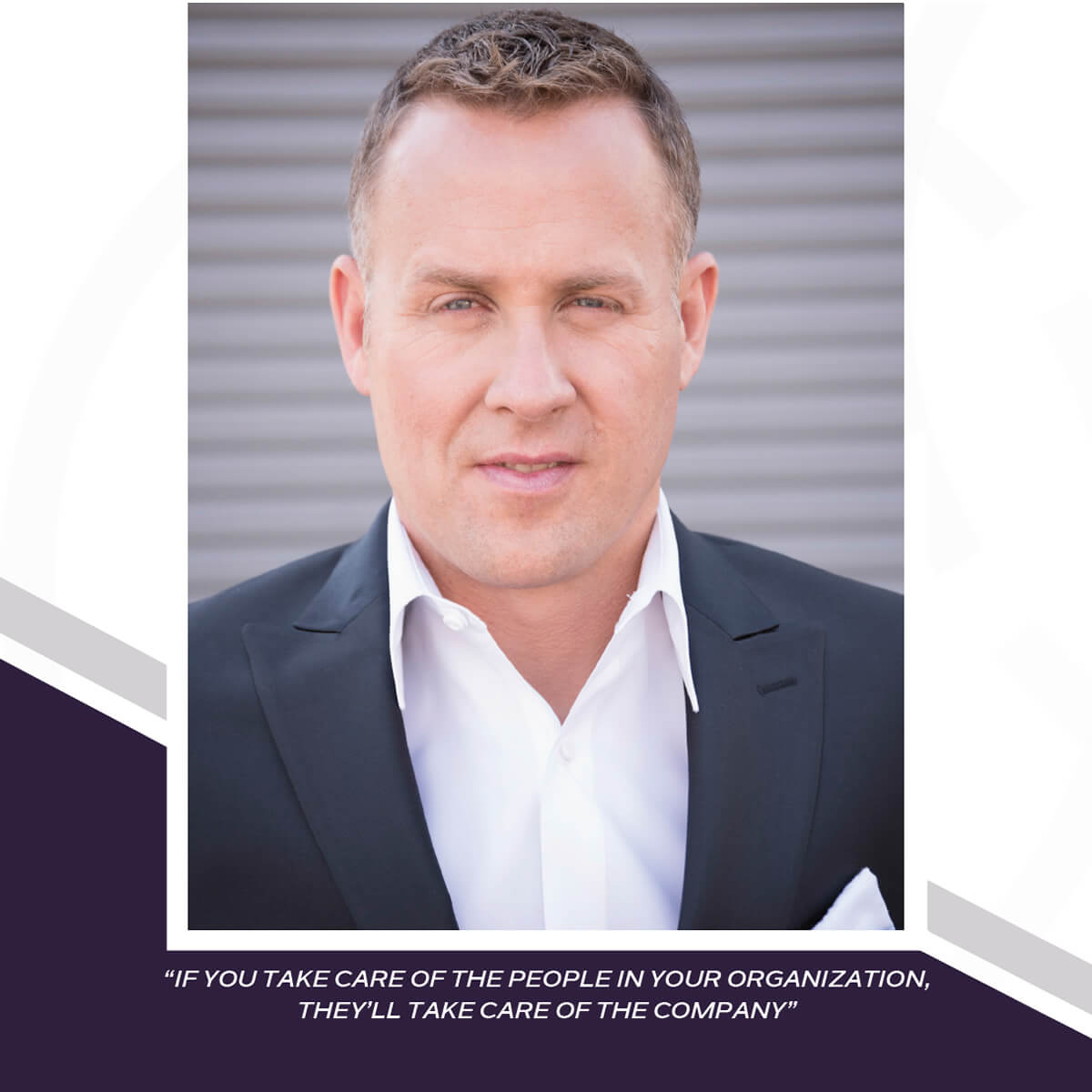 Taking Care; Corporate Speaking Services with Darren Jacklin
