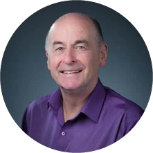 Roger Killen, Founder of Get Inspired Talks Inc.